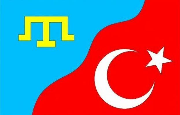 KIRIM'DA İKİ TÜRK